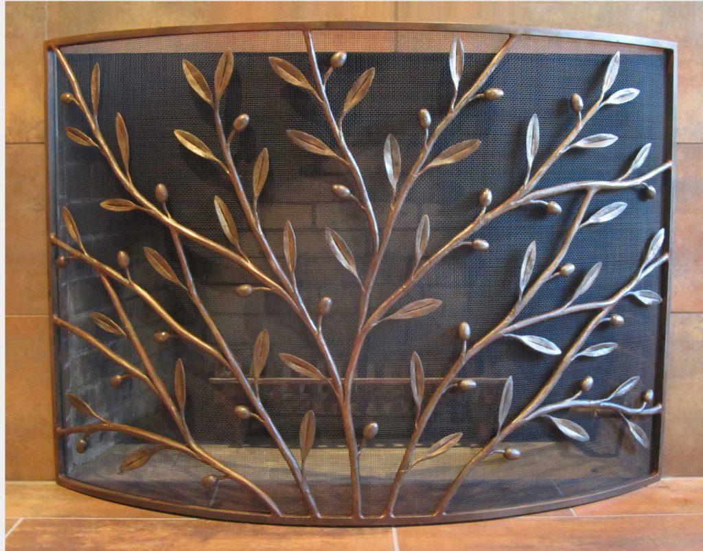 fireplace-olive1